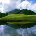 Image Sheosar Lake in Pakistan - The most beautiful lakes in the world
