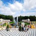 Peterhof Gardens in St. Petersburg