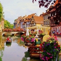 Image Colmar in France - Fairytale destinations in the world