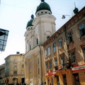 Lviv's Old Town