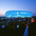 Image Allianz Arena in Germany - Top stadiums with the most beautiful architecture