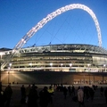 Wembley Stadium in UK