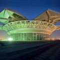 Image Qi Zhong stadium in Shanghai - Top stadiums with the most beautiful architecture