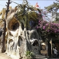 Image Crazy House in Vietnam - The strangest houses in the world