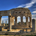 Image Leptis Magna in Libya - Top wonders of the world you did not know about
