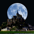 Image Mount Saint Michel, France - The most amazing castles in the world