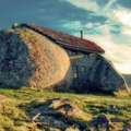 Image Stone House, Portugal - The strangest houses in the world