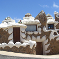 Image Icing House in Fuerteventura, Spain - The strangest houses in the world