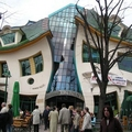 Image Crooked House in Sopot, Poland - The strangest houses in the world