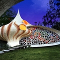 Image Nautilus House, Mexico - The strangest houses in the world