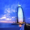 Burj Al Arab in Dubai, the United Arab Emirates