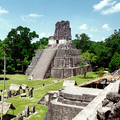 Image Tikal in Guatemala - The most fascinating ruins in the world