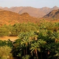 Timia Oasis in Niger