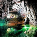 Wookey Caves in Somerset England