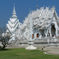 Wat Rong Khun in Thailand