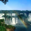 Image Iguazu Falls in Argentina/Brazil - The most beautiful waterfalls in the world