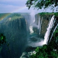 Image Victoria Falls in Zimbabwe - The most beautiful waterfalls in the world