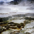 Image Yellowstone National Park in USA - The most unreal landscapes on earth
