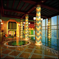 Assawan Spa & Health Club in Burj al Arab, Dubai