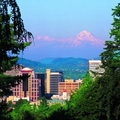 "Image Portland in Oregon, USA - The ""greenest"" cities in the world"