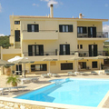 Image Blazis House - The best seaside apartments in Chania on the Crete island, Greece