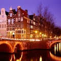 Image Amsterdam in Netherlands - The most beautiful cities in Europe