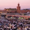 Marrakech in Morocco