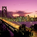 Image San Francisco - The most spectacular cities at night  in the world