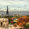 Image Paris in France - The most popular tourist destinations in the world