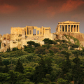Image Athens in Greece - The most beautiful cities in Europe