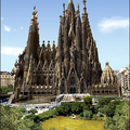 Image Sagrada Familia in Barcelona, Spain - The best places to visit in Barcelona, Spain