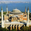 Image Hagia Sophia in Istanbul, Turkey - The most beautiful churches in the world