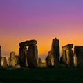 Image Stonehenge in United Kingdom - The most mysterious tourist destinations in the world
