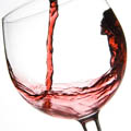 Image Lambrusco Mantovano wine - Best wine of Lombardy Italy