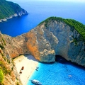 Image Zakynthos - Dream destinations for a holiday during crisis