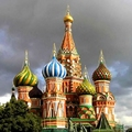 Image Saint Basil's Cathedral  - The best places to visit in Russia