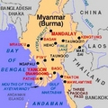 Image Myanmar - The best countries in Asia