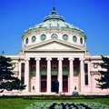 Image Romanian Atheneum - The best touristic attractions in Romania