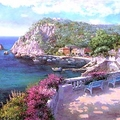 Image Costa Brava in Spain - Dream destinations for a holiday during crisis