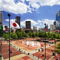 Image Centennial Olympic Park - Top tourist attractions in Georgia,USA