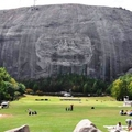 Image Stone Mountain Park - Top tourist attractions in Georgia,USA