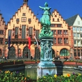 Image  Rӧmerberg   - The most attractive places to visit in Frankfurt, Germany