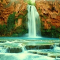 Image Utah Waterfalls - The best touristic attractions in Utah, USA