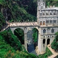 Image Las Lajas Cathedral - The most beautiful churches in the world