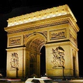 Image Arc de Triomphe - The best places to visit in Paris, France