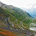 Image The Stelvio Pass Road - The Most Dangerous Roads in the World