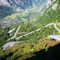 The Lysebotn Road