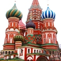 Image St. Basil's Cathedral - The Most Unusual Churches in the World