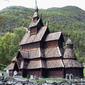Image Borgund Stave Church - The Most Unusual Churches in the World