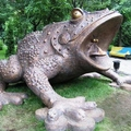 The Toad monument